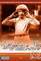 Image of Spadla z oblakov