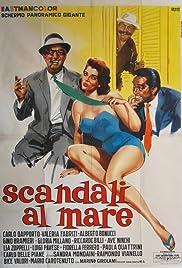 Scandali al mare Poster
