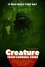 Creature from Cannibal Creek (2019) poster