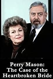 Perry Mason: The Case of the Desperate Deception (1990) Poster - Movie Forum, Cast, Reviews