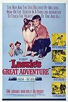 Image of Lassie's Great Adventure