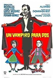 Un vampiro para dos Poster