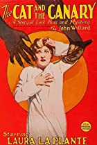 The Cat and the Canary (1927) Poster