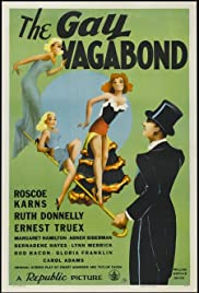The Gay Vagabond Poster