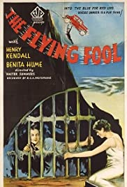 The Flying Fool Poster