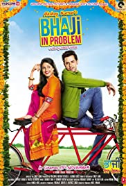 Bha Ji in Problem Poster