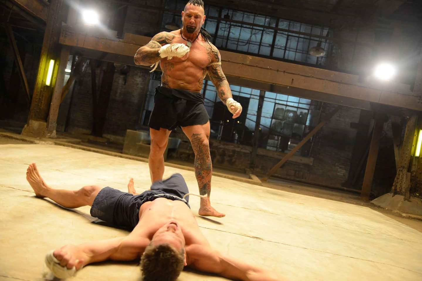 Kickboxer: Venganza (Kickboxer Vengeance)