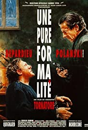 A Pure Formality (1994) Poster - Movie Forum, Cast, Reviews