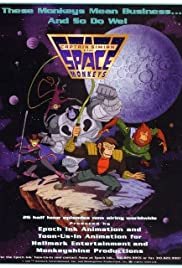 Captain Simian & The Space Monkeys Poster - TV Show Forum, Cast, Reviews