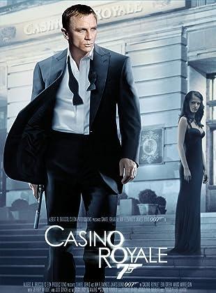 007 พยัคฆ์ร้ายเดิมพันระห่ำโลก - James Bond 007 Casino Royale