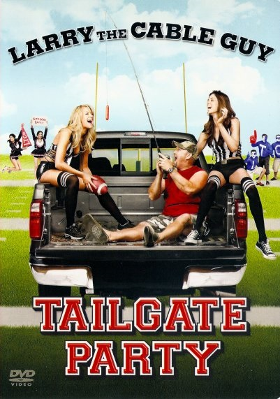 image Larry the Cable Guy: Tailgate Party (2010) (TV) Watch Full Movie Free Online