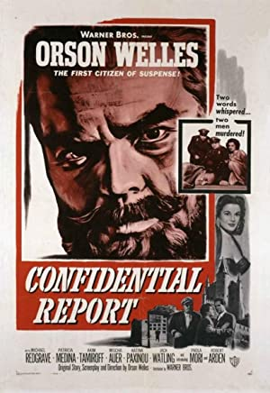 Confidential Report poster