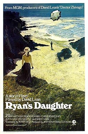 Ryan's Daughter poster