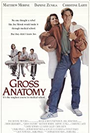 Gross Anatomy (1989) Poster - Movie Forum, Cast, Reviews