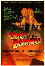 Dracula's Orgy of the Damned Poster