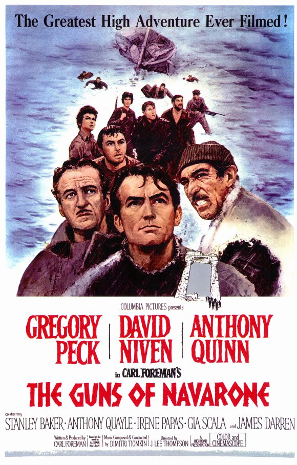 image The Guns of Navarone Watch Full Movie Free Online