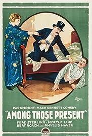 Among Those Present Poster