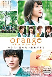 Orange (2015) Poster - Movie Forum, Cast, Reviews