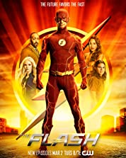 The Flash - Season 7 (2021) poster