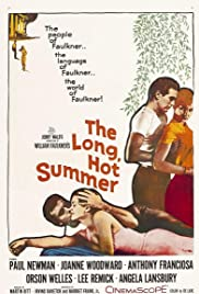 The Long, Hot Summer (1958) Poster - Movie Forum, Cast, Reviews