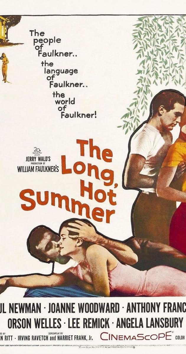The Long, Hot Summer (1958) Bluray 720p 1080p
