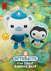 Octonauts & the Great Barrier Reef (2020) poster