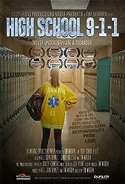High School 911 Poster