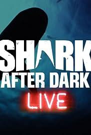 Shark After Dark Poster