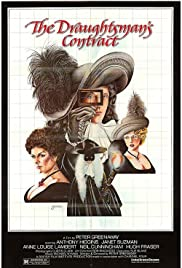 The Draughtsman's Contract (1982) Poster - Movie Forum, Cast, Reviews
