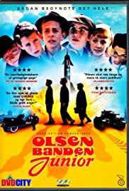 Olsen Gang Junior Poster