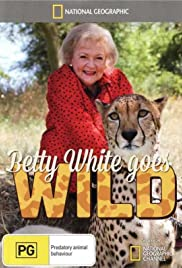 Betty White Goes Wild Poster