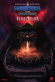 Masters of the Universe: Revelation - Season 1 (2021) poster