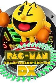 Pac-Man: Championship Edition DX Poster
