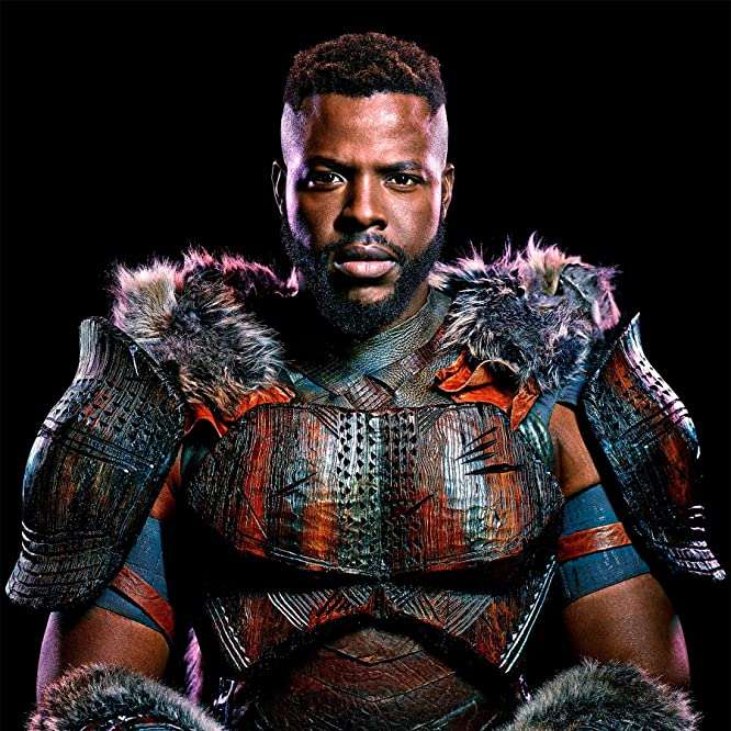 Winston Duke in Black Panther (2018)