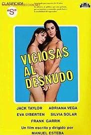 Viciosas al desnudo Poster