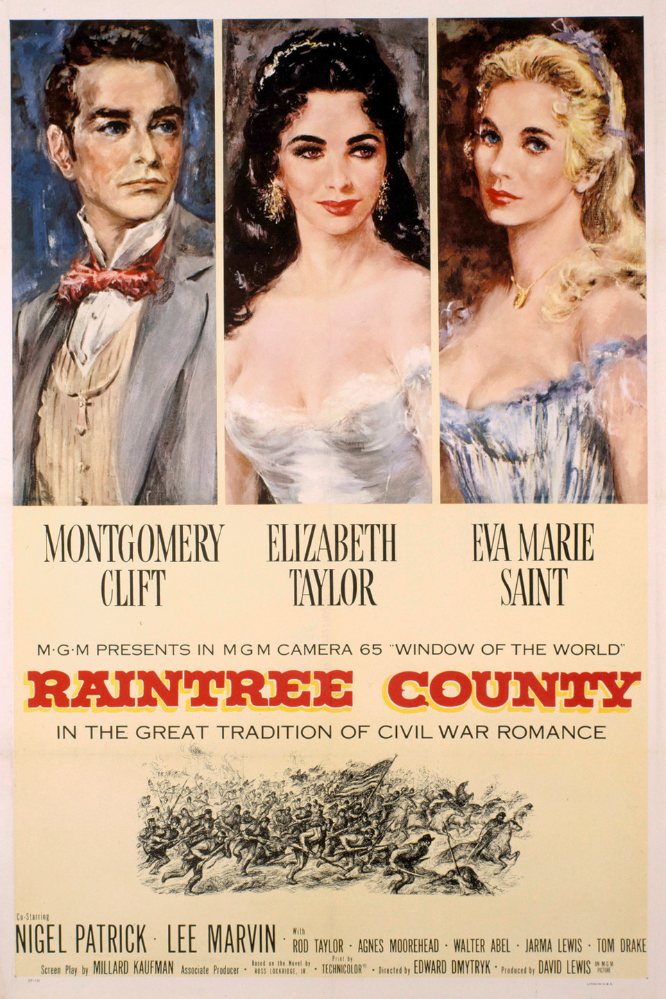 Raintree County Watch Full Movie Free Online