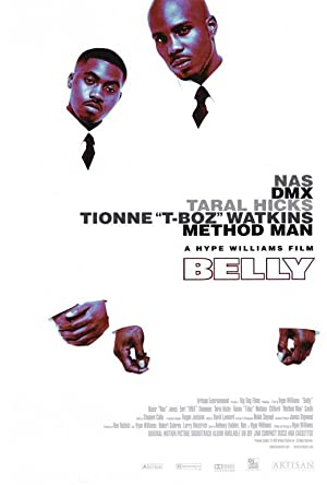 Belly poster