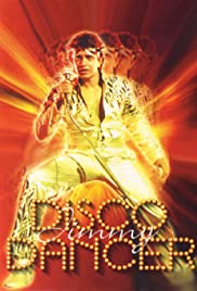 Disco Dancer Poster