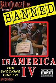 Banned! In America IV Poster