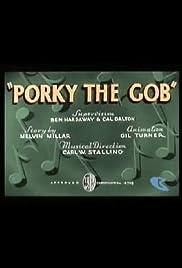 Porky the Gob Poster