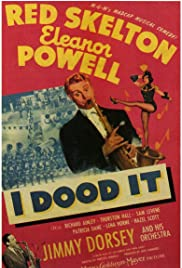 I Dood It (1943) Poster - Movie Forum, Cast, Reviews