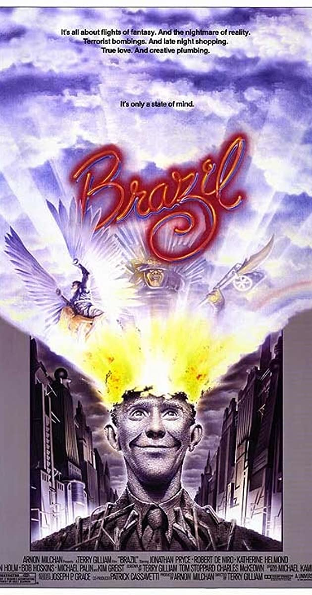 Brazilija / Brazil (1985) Online