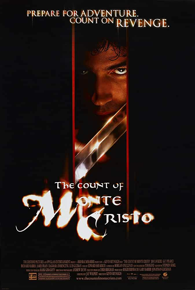The Count Of Monte Cristo 2002 Hindi Dual Audio 480p BluRay 300MB