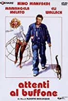 Attenti al buffone (1975) Poster