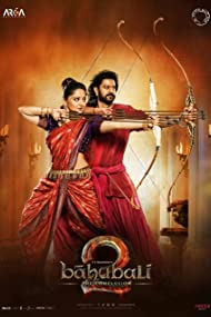Prabhas and Anushka Shetty in Baahubali 2: The Conclusion (2017)