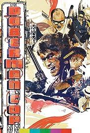 Doberman Cop Poster
