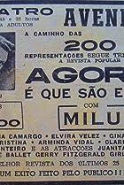 Image of Agora É Que São Elas