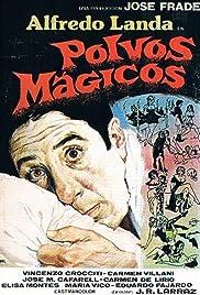 Polvos mágicos Poster