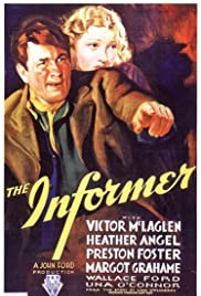 The Informer (1935) Poster - Movie Forum, Cast, Reviews