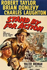 Stand by for Action Poster